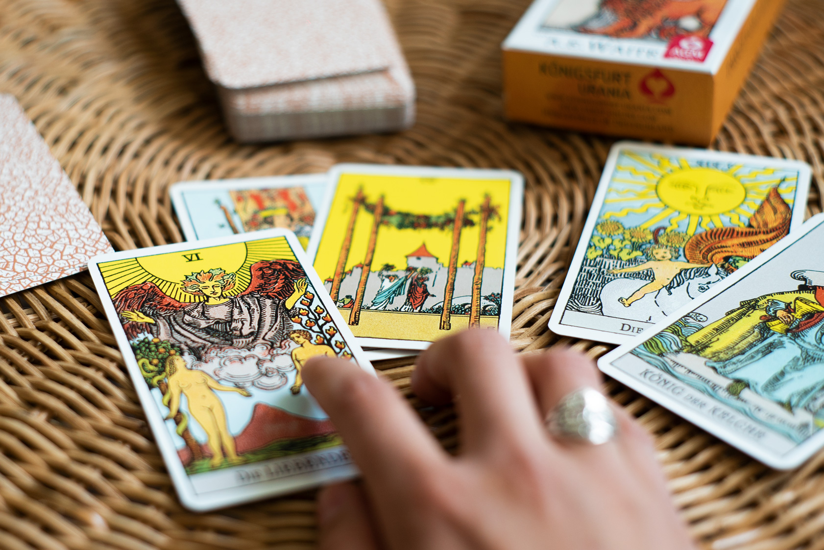 Magie Karten